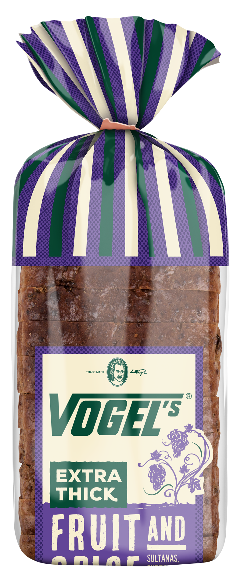 VOGELS FRUIT SPICE
